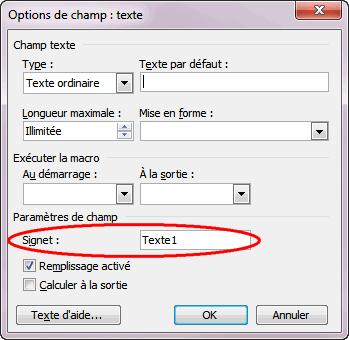 Comment Récupérer Le Contenu Des Champs Dun Formulaire Word